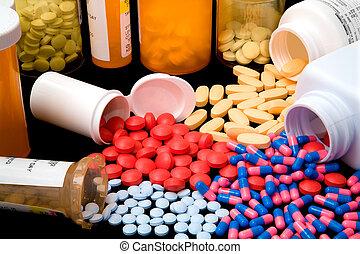 farmacéutico, productos