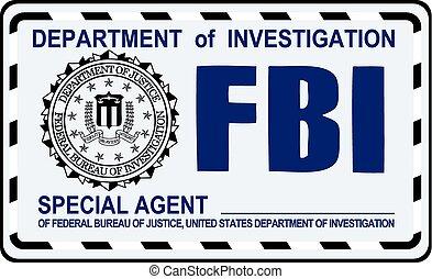 fbi, especial, agente