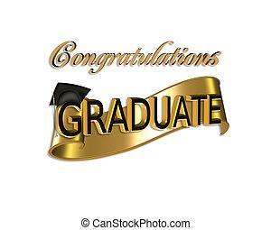 Felicitaciones de graduación