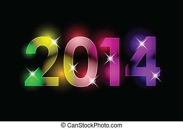 Feliz Año Nuevo - 2014