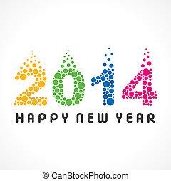 Feliz Año Nuevo de 2014