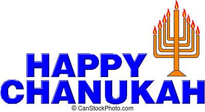 feliz, hanukkah