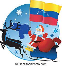 ¡Feliz Navidad, Venezuela!