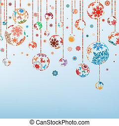 Feliz Navidad y feliz año nuevo. EPS 8