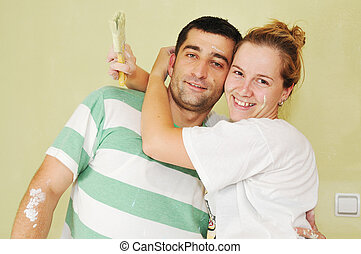 Feliz pareja