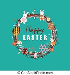 Feliz Pascua 1