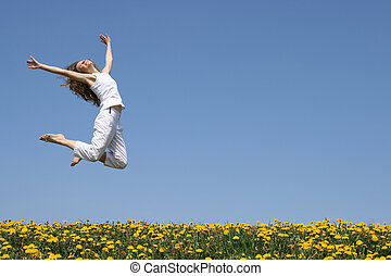 Feliz salto