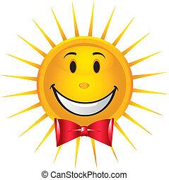Feliz sol