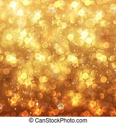festivo, corregir, banquete, bokeh, plano de fondo, fácil, año, nuevo, navidad