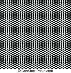 Fibra de cromo cromado de textura plateada