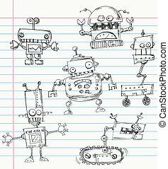 Fideos robot