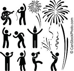 Fiesta de celebración