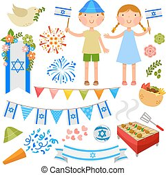 fiesta, israelí