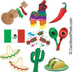 fiesta, mexicano