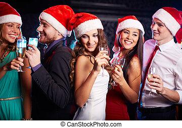 fiesta, navidad