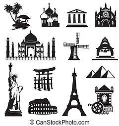 Fija los símbolos