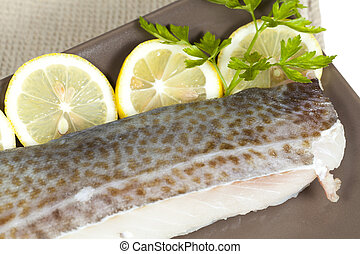 Filete de bacalao