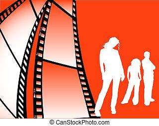 Film Strip juvenil