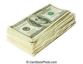 Finanzas conceptos. Dinero