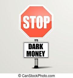 Firma dinero negro