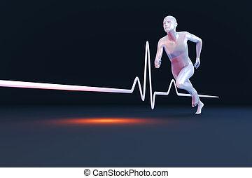 fisiología, medida