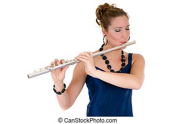 flautista, atractivo
