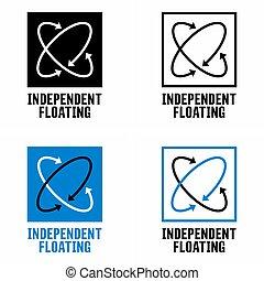 "floating"", ""independent, tecnología"