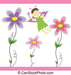 Flor de hada