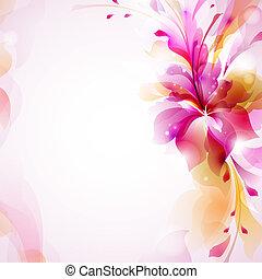flor, resumen