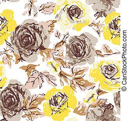 Flor sin semen papel de rosa