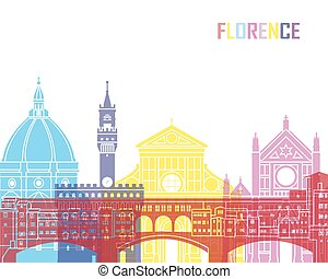 Florence skyline pop