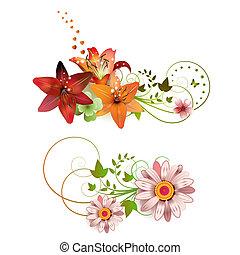 flores, arreglo