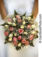 Flores de boda.