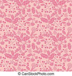 Flores de silueta rosadas sin fondo de diseño