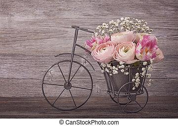 Flores Ranúnculas