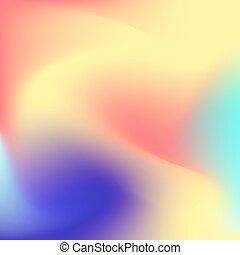 Fondo de colorido, azul, amarillo, rojo y púrpura