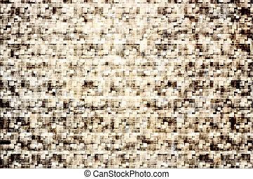 Fondo de papel marrón