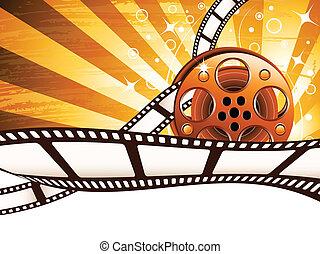 Fondo de películas