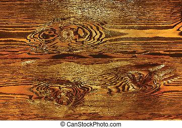 Fondo de textura de madera. Ilustración de vectores