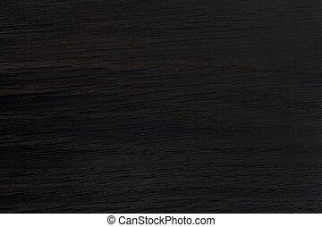 Fondo de textura de madera negra.