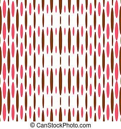 Fondo geométrico de colores sin costura