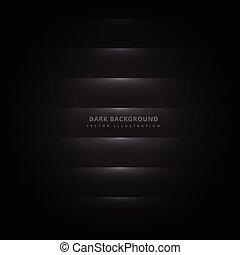 Fondo negro oscuro abstracto