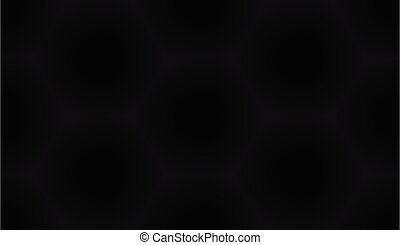 fondo., panal, pattern., seamless, negro, repetir, hexágono, oscuridad