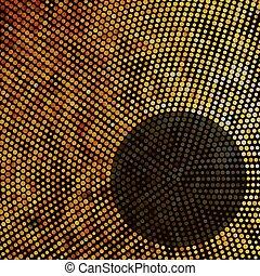fondo., resumen, eps, mosaico, 8