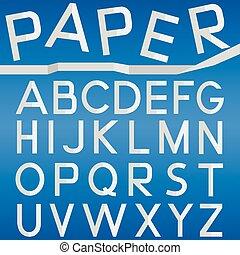 Font de papel