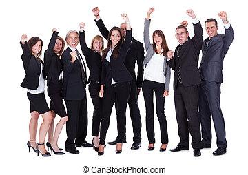 Formación de ejecutivos o socios
