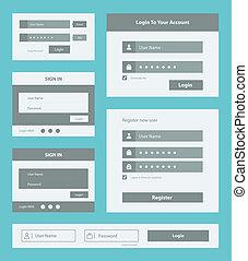 Formación de interfaz de usuario establecida