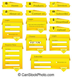 Formulaciones Web
