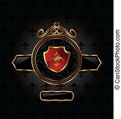 Formularios con escudo