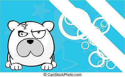 Foto de dibujos de oso polar 4